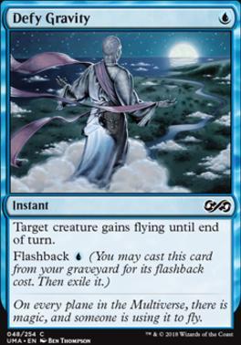 Ultimate Masters Foil: Defy Gravity