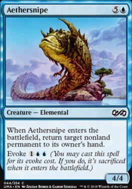Ultimate Masters: Aethersnipe