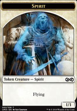 Ultimate Masters: Spirit Token (Simpson)