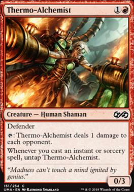 Ultimate Masters: Thermo-Alchemist