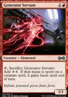 Ultimate Masters: Generator Servant