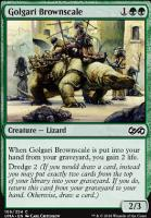 Ultimate Masters: Golgari Brownscale