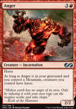 Ultimate Masters: Anger
