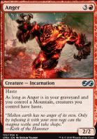 Ultimate Masters Foil: Anger