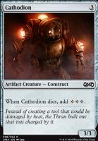 Ultimate Masters: Cathodion