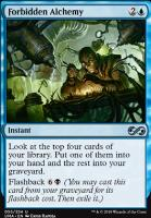 Ultimate Masters Foil: Forbidden Alchemy