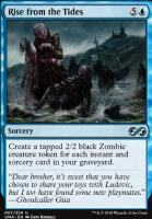 Ultimate Masters Foil: Rise from the Tides