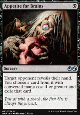 Ultimate Masters Foil: Appetite for Brains