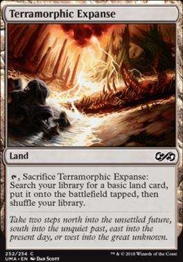 Ultimate Masters Foil: Terramorphic Expanse