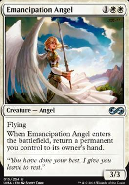Ultimate Masters: Emancipation Angel
