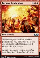 Ultimate Masters Foil: Furnace Celebration