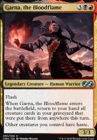 Ultimate Masters Foil: Garna, the Bloodflame