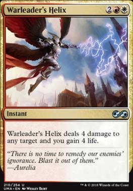 Ultimate Masters: Warleader's Helix