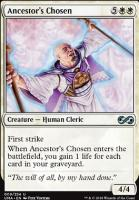 Ultimate Masters: Ancestor's Chosen