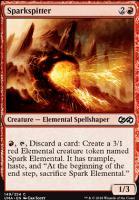 Ultimate Masters Foil: Sparkspitter