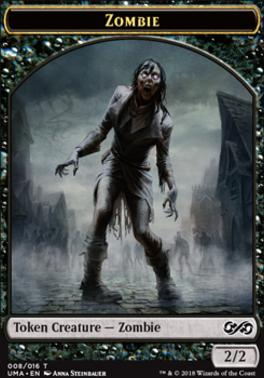 Ultimate Masters: Zombie Token