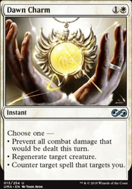 Ultimate Masters Foil: Dawn Charm