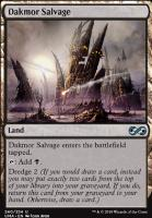 Ultimate Masters Foil: Dakmor Salvage