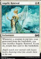 Ultimate Masters Foil: Angelic Renewal