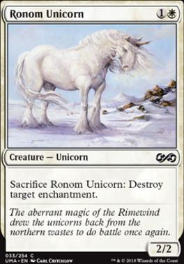 Ultimate Masters: Ronom Unicorn