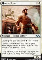 Ultimate Masters Foil: Hero of Iroas