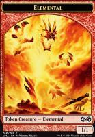 Ultimate Masters: Elemental Token (Nelson)