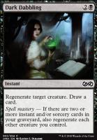 Ultimate Masters: Dark Dabbling