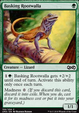 Ultimate Masters: Basking Rootwalla