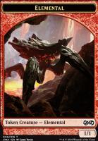 Ultimate Masters: Elemental Token (Jones)