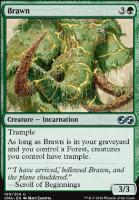 Ultimate Masters Foil: Brawn