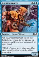 Ultimate Masters Foil: Archaeomancer
