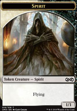Ultimate Masters: Spirit Token (Childs)