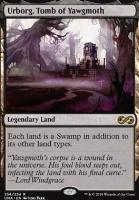 Ultimate Masters Foil: Urborg, Tomb of Yawgmoth