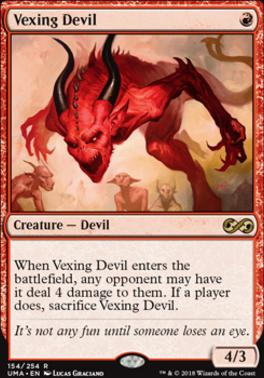 Ultimate Masters: Vexing Devil