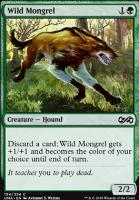 Ultimate Masters Foil: Wild Mongrel