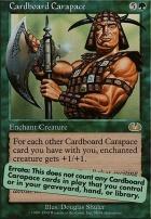 Unglued: Cardboard Carapace