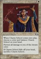 Unglued: Charm School