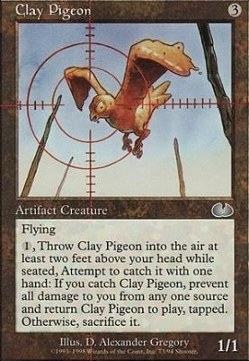 Unglued: Clay Pigeon