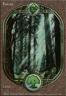 Unglued: Forest