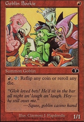 Unglued: Goblin Bookie