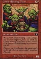 Unglued: Goblin Bowling Team