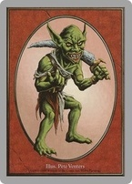 Unglued: Goblin Token