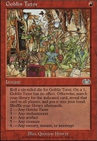 Unglued: Goblin Tutor