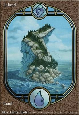 Unglued: Island