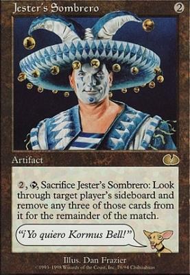 Unglued: Jester's Sombrero