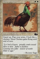 Unglued: Mesa Chicken