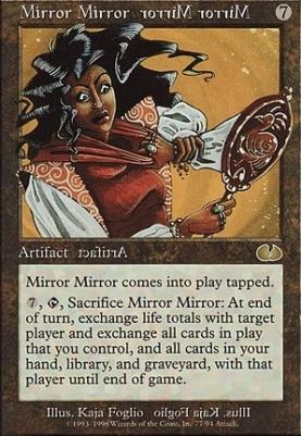 Unglued: Mirror Mirror