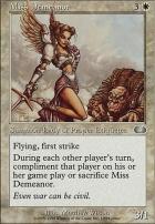 Unglued: Miss Demeanor