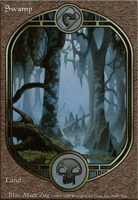 Unglued: Swamp