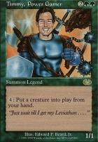 Unglued: Timmy, Power Gamer